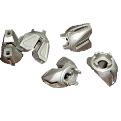 Mouthpiece casting parts