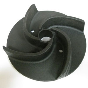 Impeller casting parts