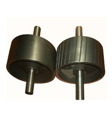 Casting coupling pulley