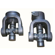 Hydraulic equipment parts