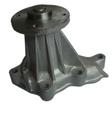 casting water pump casing
