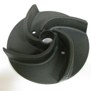 Impeller casting parts